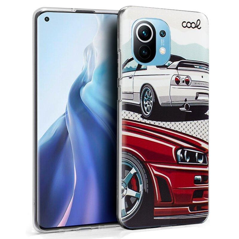 Carcasa COOL para Xiaomi Mi 11 Dibujos Cars