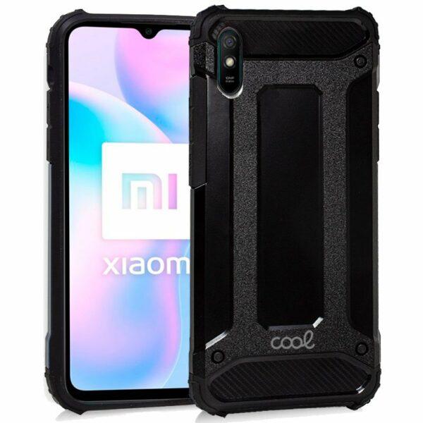 Carcasa COOL para Xiaomi Redmi 9A / 9AT Hard Case Negro