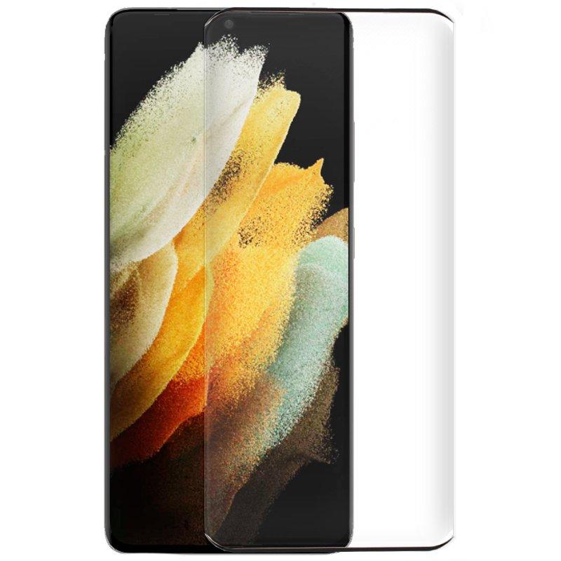 Protector Pantalla Cristal Templado COOL para Samsung G998 Galaxy S21 Ultra (Curvo)