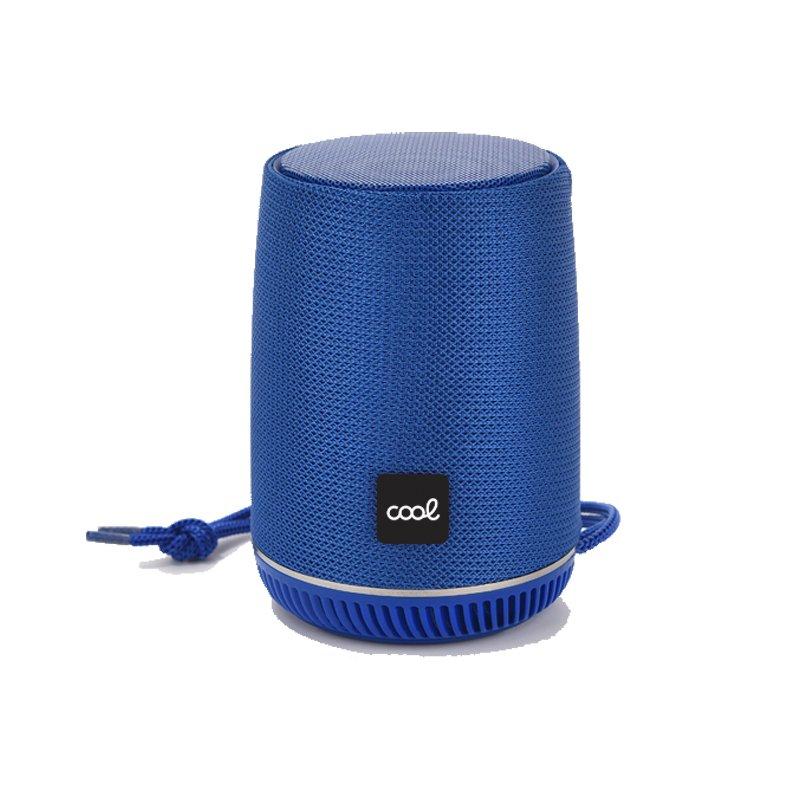 Altavoz Bluetooth Universal Música 5W COOL Manchester Azul