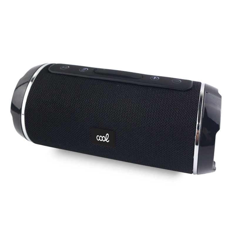 Altavoz Música Universal Bluetooth COOL Amsterdam Negro (10W)