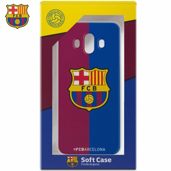 Carcasa COOL para Huawei Mate 10 Licencia Fútbol F.C. Barcelona