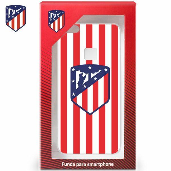 Carcasa COOL para Huawei P10 Lite Licencia Fútbol Atlético Madrid