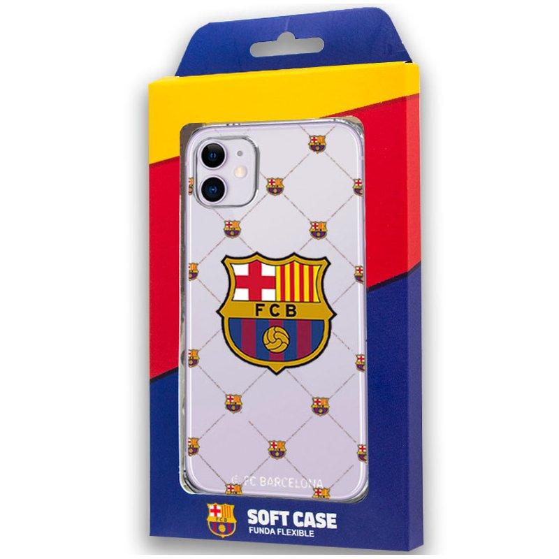 Carcasa COOL para iPhone 11 Licencia Fútbol F.C. Barcelona