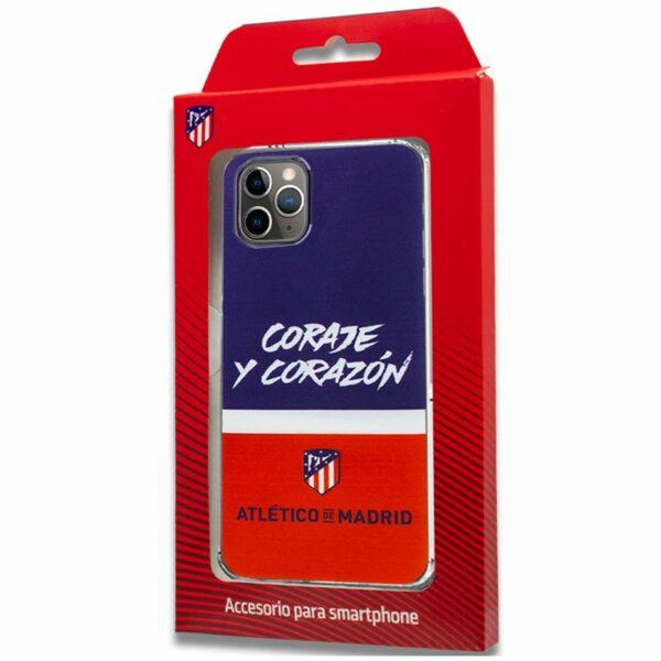 Carcasa COOL para iPhone 11 Pro Licencia Fútbol Atlético De Madrid