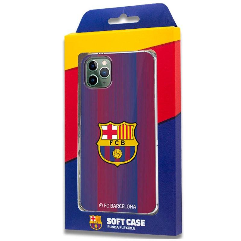 Carcasa COOL para iPhone 11 Pro Max Licencia Fútbol F.C. Barcelona