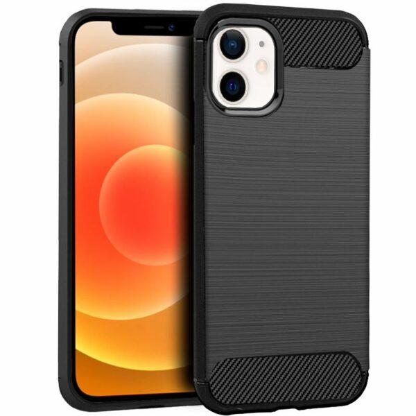 Carcasa COOL para iPhone 12 mini Carbón Negro