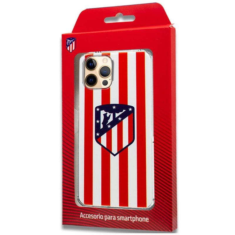 Carcasa COOL para iPhone 12 Pro Max Licencia Fútbol Atlético De Madrid