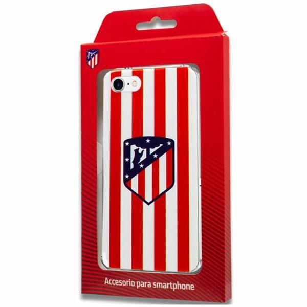Carcasa COOL para iPhone 7 / 8 / SE (2020) Licencia Fútbol Atlético De Madrid