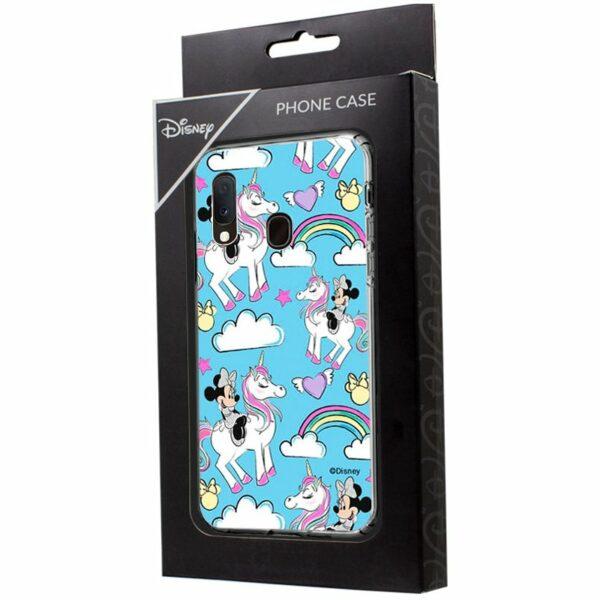 Carcasa COOL para Samsung A202 Galaxy A20e Licencia Disney Minnie
