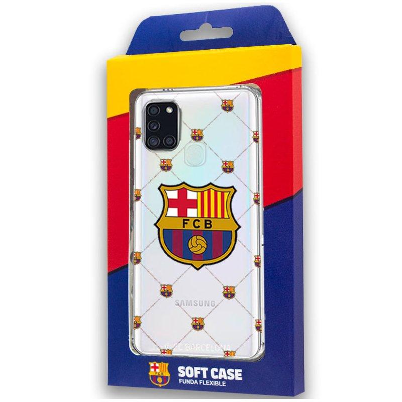Carcasa COOL para Samsung A217 Galaxy A21s Licencia Fútbol F.C. Barcelona
