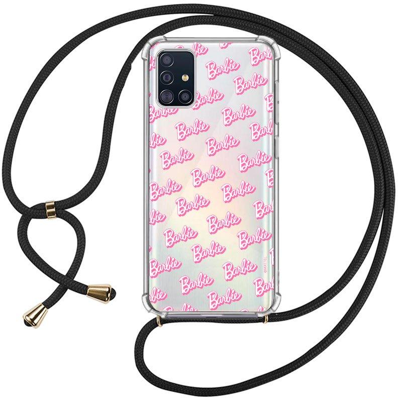 Carcasa COOL para Samsung A515 Galaxy A51 Licencia Barbie Cordón