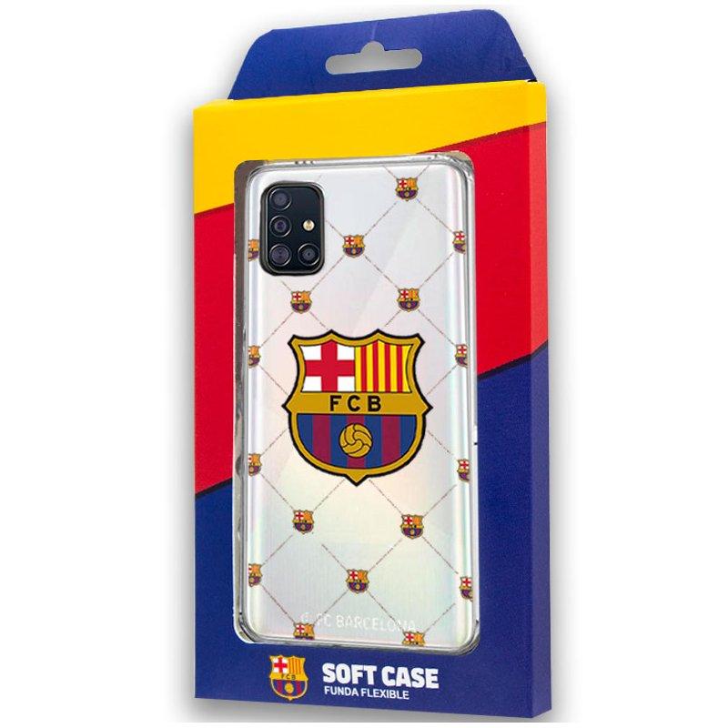 Carcasa COOL para Samsung A515 Galaxy A51 Licencia Fútbol F.C. Barcelona
