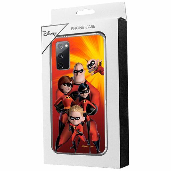 Carcasa COOL para Samsung G780 Galaxy S20 FE Licencia Disney Los Increíbles
