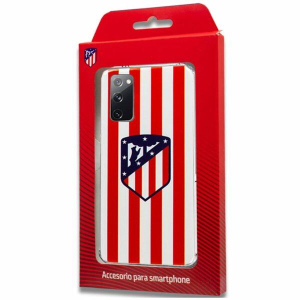 Carcasa COOL para Samsung G780 Galaxy S20 FE Licencia Fútbol Atlético De Madrid