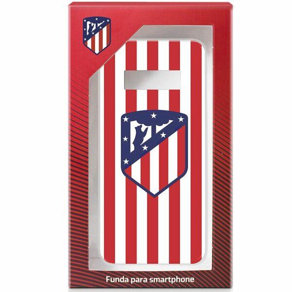 Carcasa COOL para Samsung N955 Galaxy Note 8 Licencia Fútbol Atlético Madrid