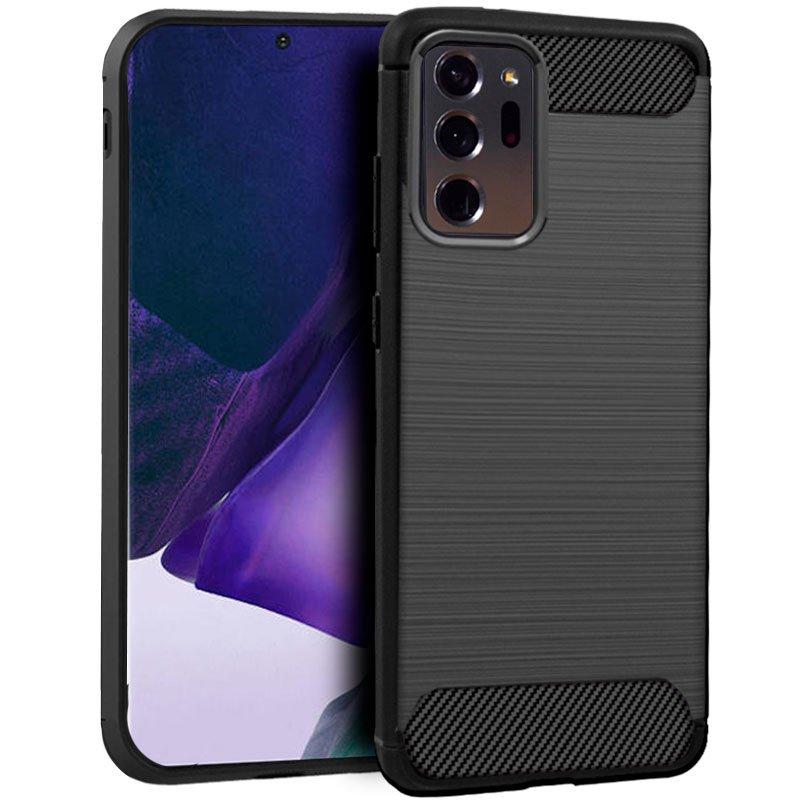 Carcasa COOL para Samsung N985 Galaxy Note 20 Ultra Carbón Negro