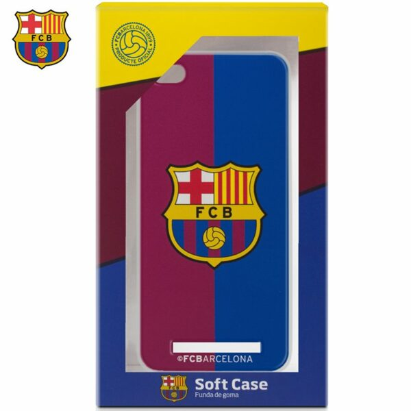 Carcasa COOL para Xiaomi Redmi 5A Licencia Fútbol F.C. Barcelona