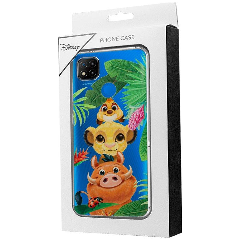 Carcasa COOL para Xiaomi Redmi 9C Licencia Disney Rey León