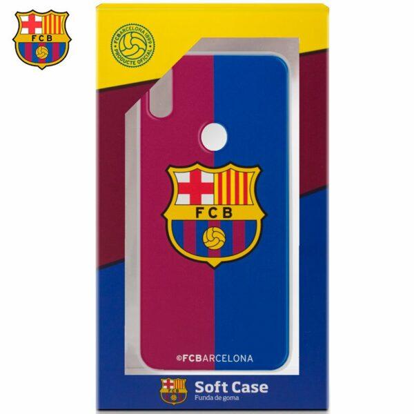Carcasa COOL para Xiaomi Redmi Note 5 / Note 5 Pro Licencia Fútbol F.C. Barcelona