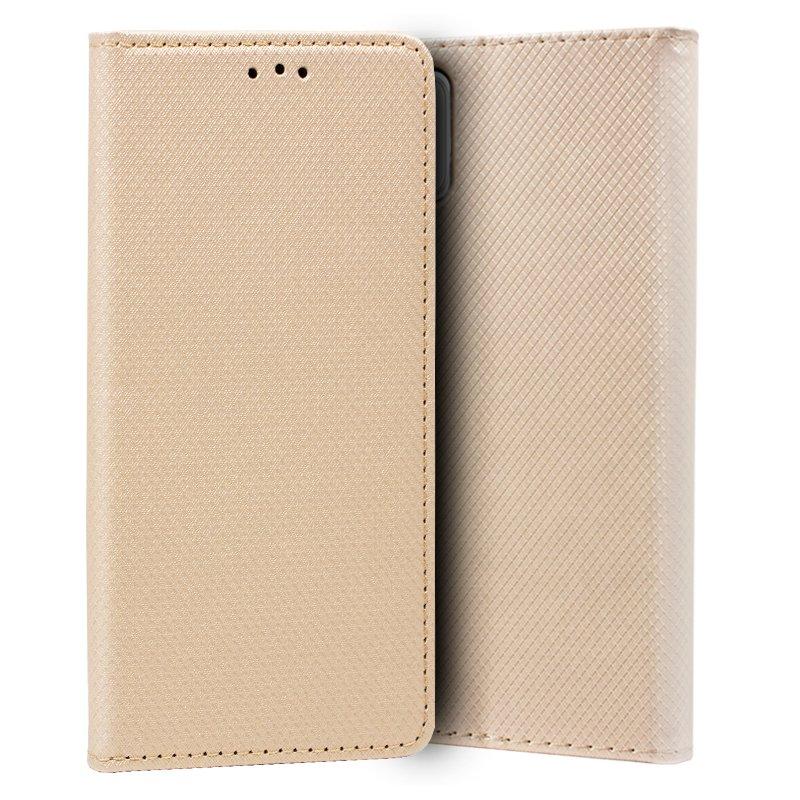 Funda COOL Flip Cover para Samsung A426 Galaxy A42 5G Liso Beige