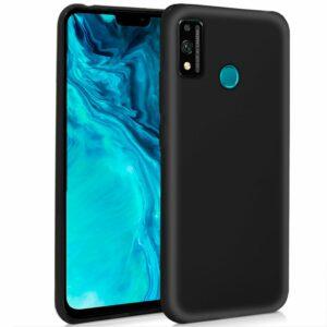 Funda COOL Silicona para Huawei Honor 9X Lite (Negro)