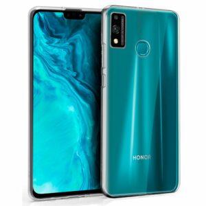 Funda COOL Silicona para Huawei Honor 9X Lite (Transparente)