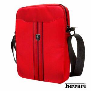 Maletín Ordenador Ebook / Tablet 8 pulgadas Licencia Ferrari Rojo
