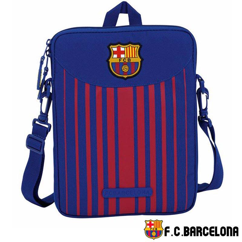 Maletín Ordenador Portátil 10 pulgadas Licencia Fútbol F.C. Barcelona