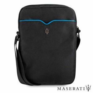 Maletín Ordenador Portátil 10 pulgadas Licencia Maserati Negro