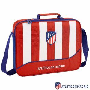 Maletín Ordenador Portátil 15-16 pulg Licencia Fútbol Atlético de Madrid (Slim)