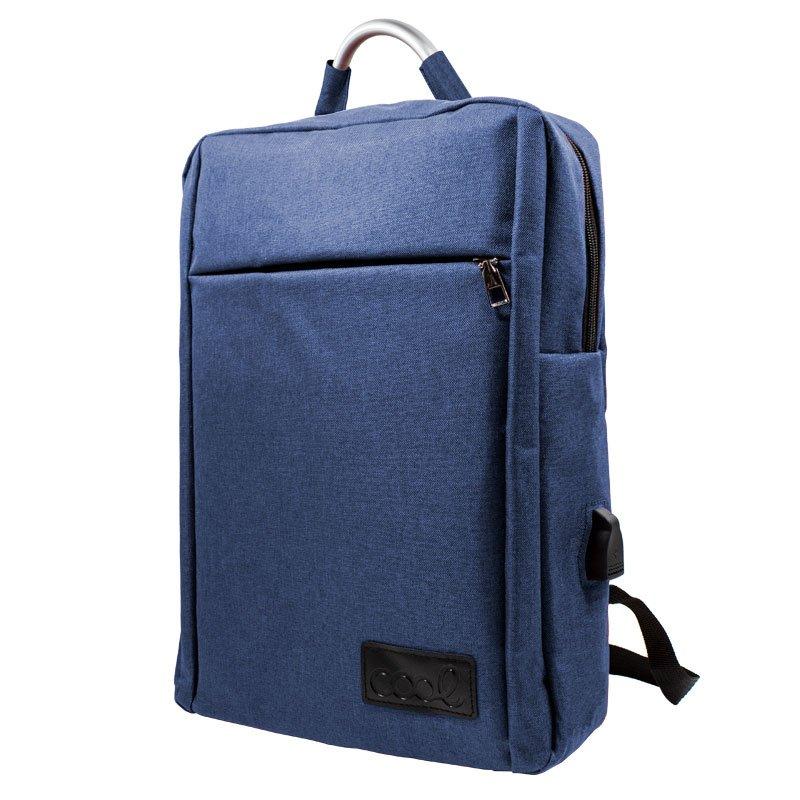 Mochila Ordenador Portátil 15-16 Pulg COOL Atlanta Azul