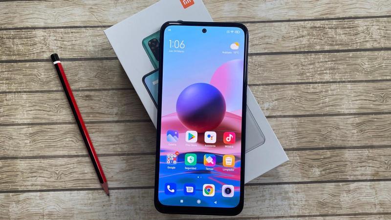 🚀 Desafía los límites con la serie Xiaomi Redmi Note 10